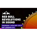 Red bull Revolutions in Sound