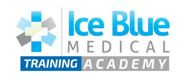 Ice-Blue-Training-Logo