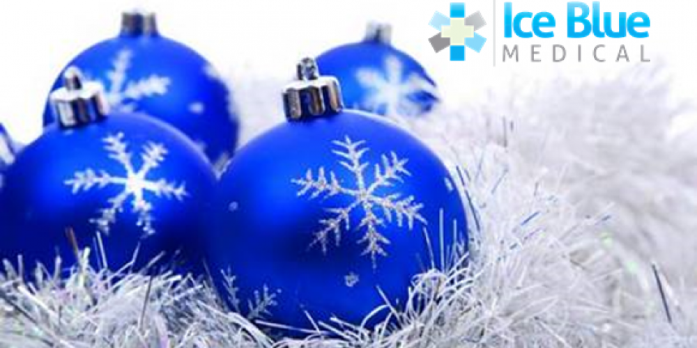 Stay safe this festive period by following Ice Blue Medical's winter wish list…